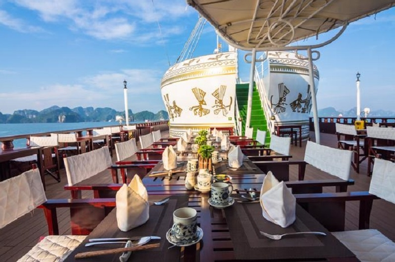 Legacy Cruise | Asia Legend Travel