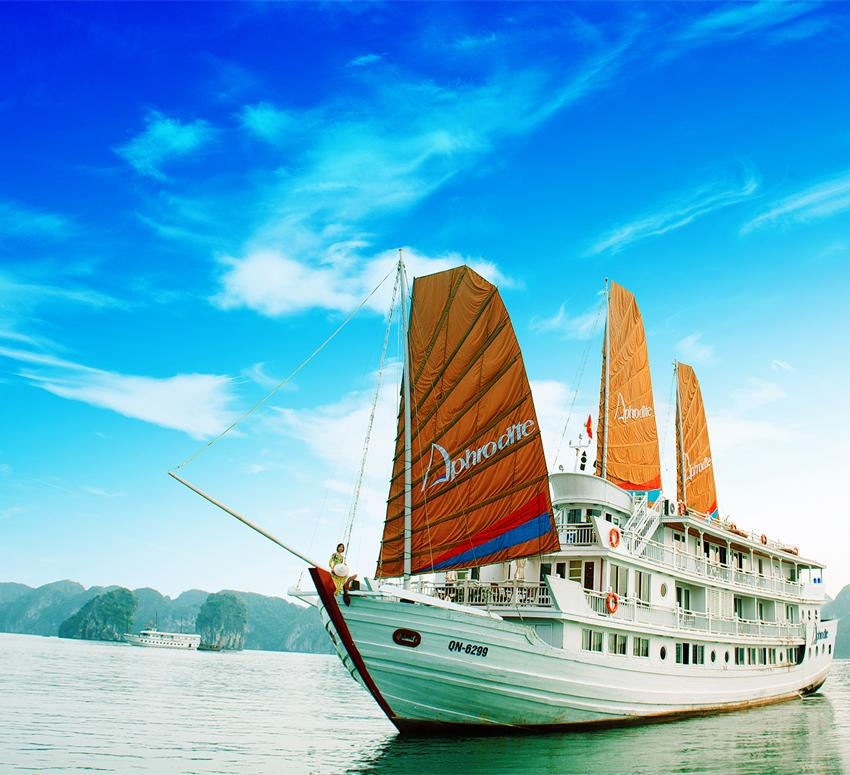 Aphrodite Cruise | Asia Legend Travel