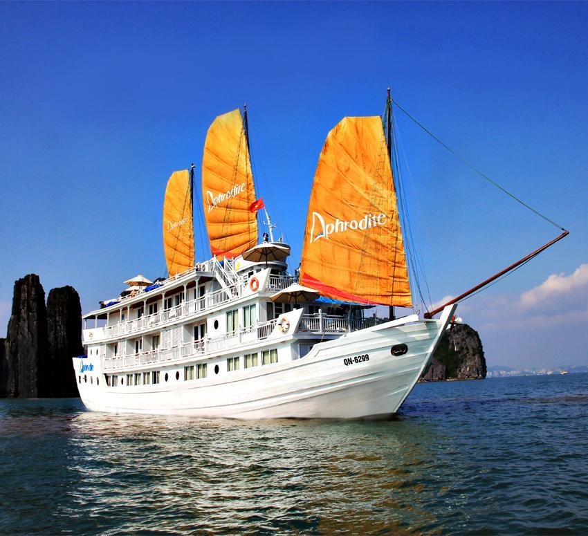 Aphrodite Cruise 2 Days | Asia Legend Travel