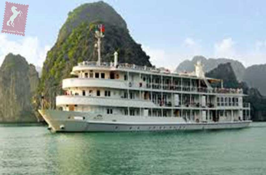 Au Co Cruises Halong Bay | Asia Legend Travel