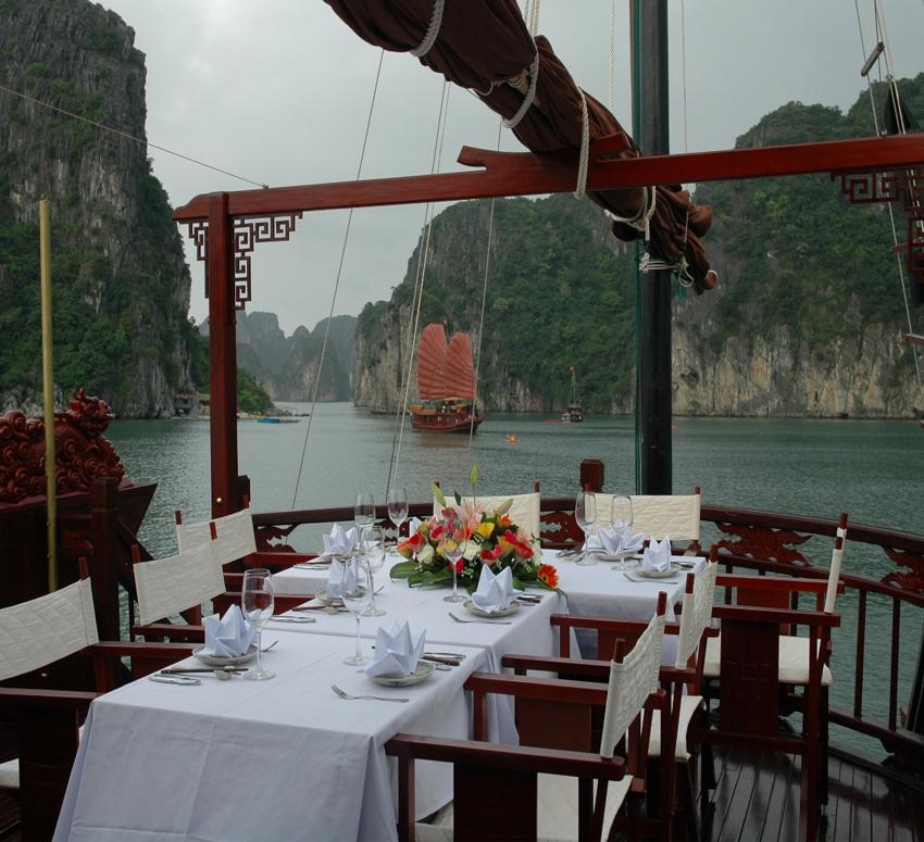 Dragon Pearl Cruise 3 Days | Asia Legend Travel