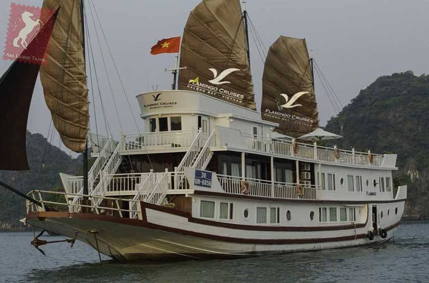 Flamingo Cruise 3 Days Halong Bay | Asia Legend Travel