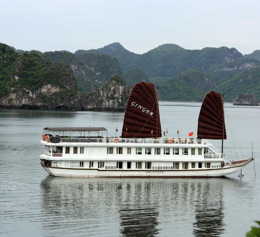 Ginger Cruise | Asia Legend Travel