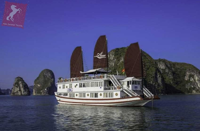 Lavender Cruise 2 Days Halong Bay | Asia Legend Travel