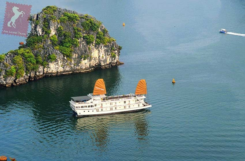 Majestic Cruise Halong 3 Days Halong Bay | Asia Legend Travel