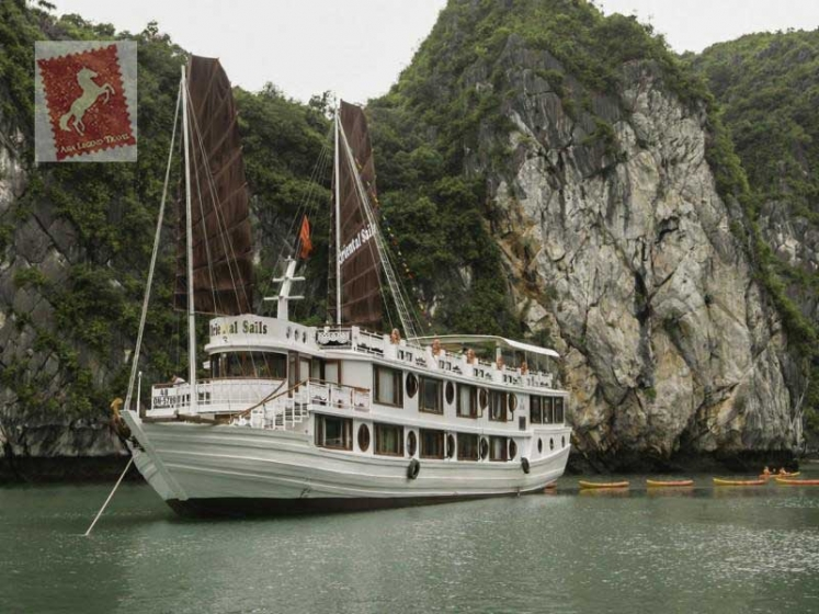 Oriental Sails Cruise 3 Days Halong Bay | Asia Legend Travel