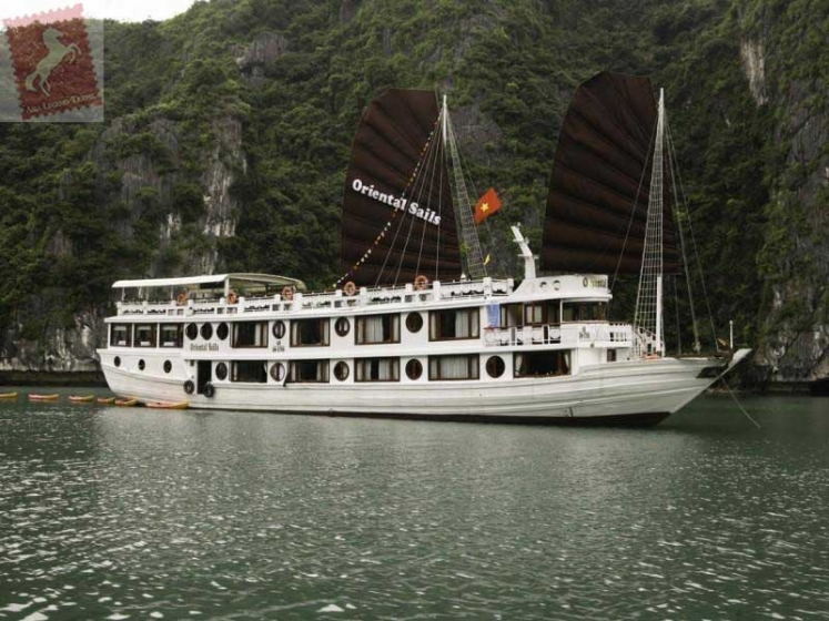 Oriental Sails Cruise 2 Days Halong Bay | Asia Legend Travel