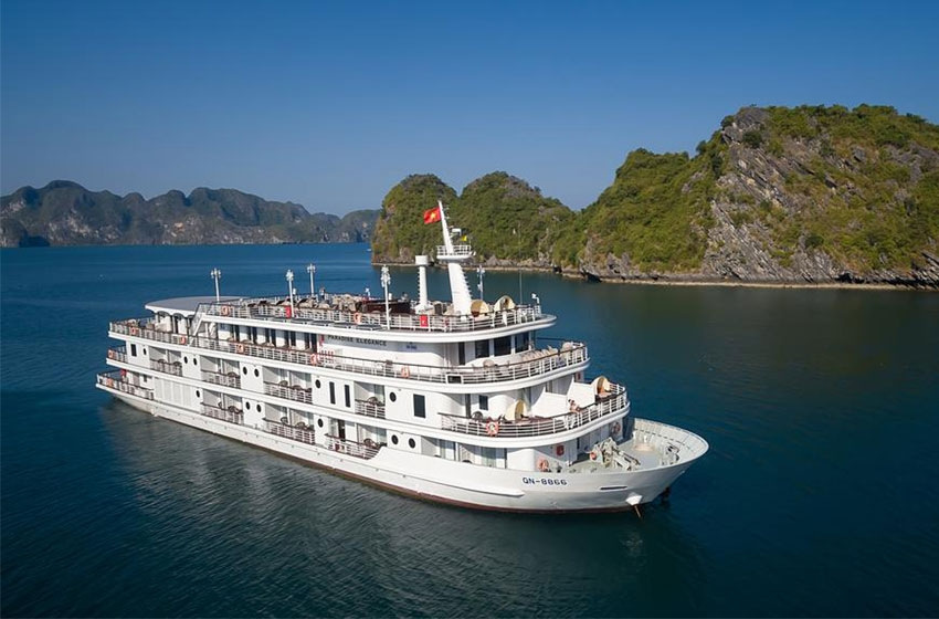 Paradise Elegance Cruise | Asia Legend Travel
