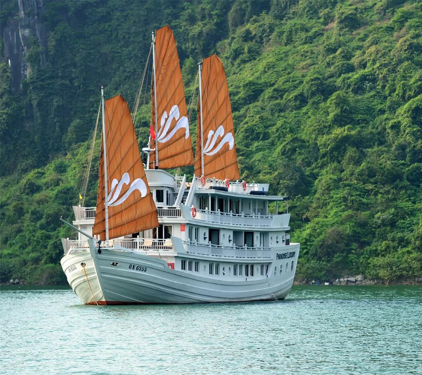 Paradise Luxury Cruises 2 Days | Asia Legend Travel
