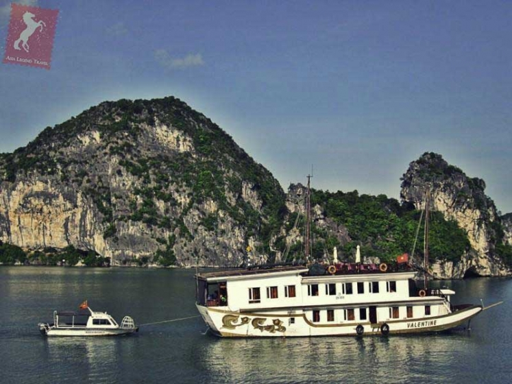 Valentine Cruise Halong Bay | Asia Legend Travel
