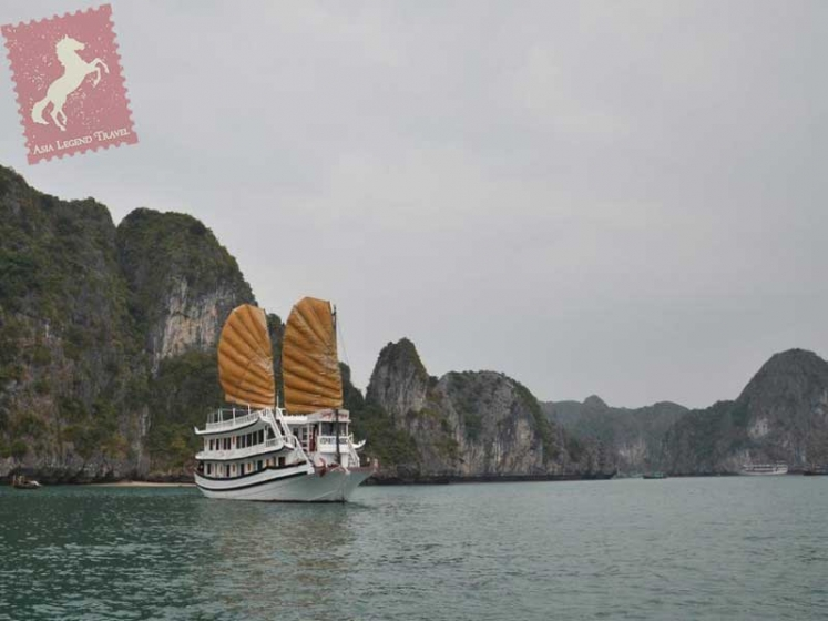 V'spirit Cruise 3 Days Halong Bay | Asia Legend Travel