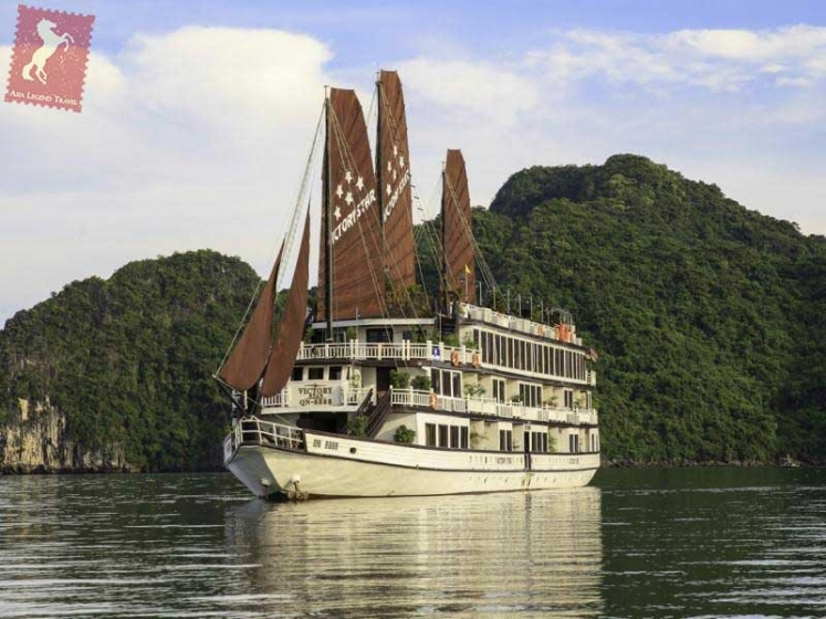 Victory Star Cruise Halong Bay | Asia Legend Travel