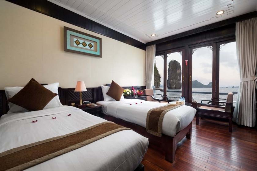 Halong Pelican Cruise 3 Days by Toursvietnam.com.au
