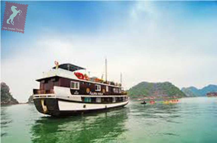 Alova Cruise 3 Days Halong Bay | Asia Legend Travel