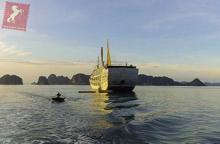 Indochina Sails Halong Bay | Asia Legend Travel