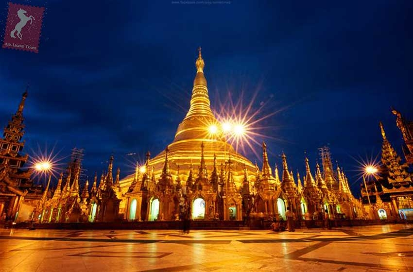 Travel Beauty of Burma 7 Days Luxury Holiday # Asia Legend Travel