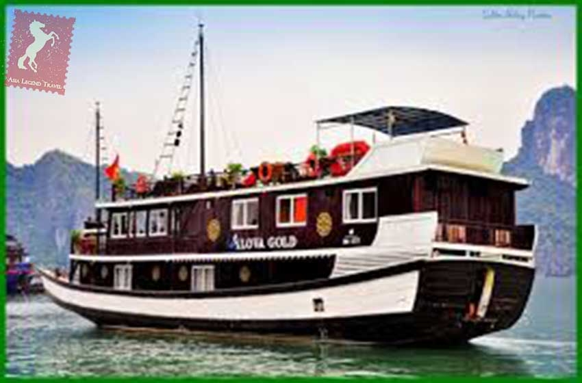 Alova Cruise 2 Days Halong Bay | Asia Legend Travel