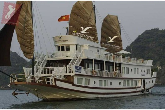 Flamingo Cruise Halong Bay | Asia Legend Travel