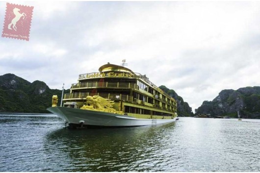 Golden Cruise 2 Days Halong Bay | Asia Legend Travel