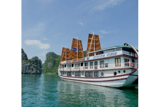 Gray line Cruise | Asia Legend Travel