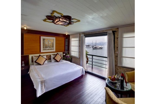 Halong_White_Dolphin_Cruise_double_cabin0