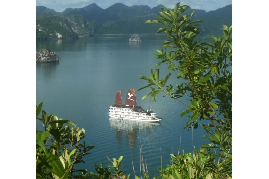 Jasmine Cruise | Asia Legend Travel