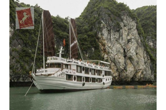 Oriental Sails Halong Bay | Asia Legend Travel