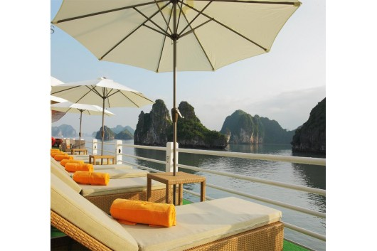 Halong Royal Wings Cruises 2 Days | Asia Legend Travel