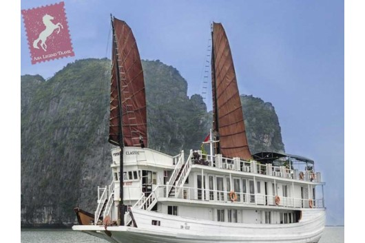 V'spirit Cruise Halong Bay | Asia Legend Travel