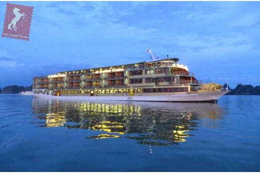Golden Cruise 3 Days Halong Bay | Asia Legend Travel