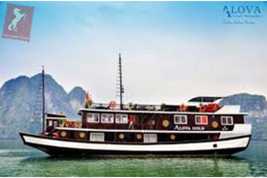 Alova Gold Cruise Halong Bay | Asia Legend Travel