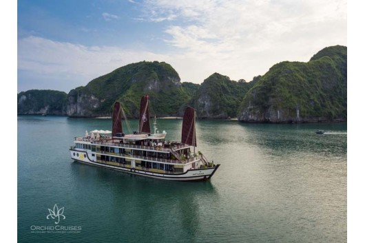 Orchid Cruise Halong Bay 2 Days